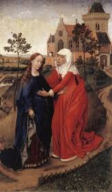 The Visitation of the Blessed Virgin Mary to Her Cousin